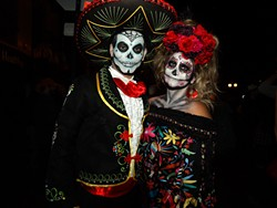 31 scariest shots at the 2nd Annual Thornton Park Halloween Block Party