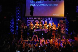 35 most exciting moments from Orlando City Soccer's MLS announcement