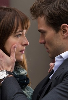 '50 Shades of Grey:' dull, dreary and not at all sexy