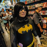 A Comic Shop is expanding the Geek Easy