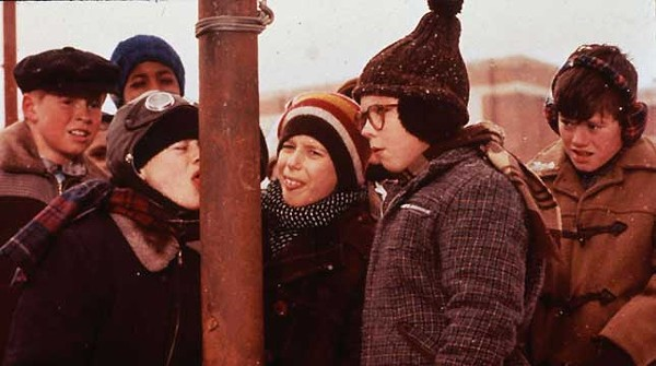 A Christmas Story Image via Newspaper Alum
