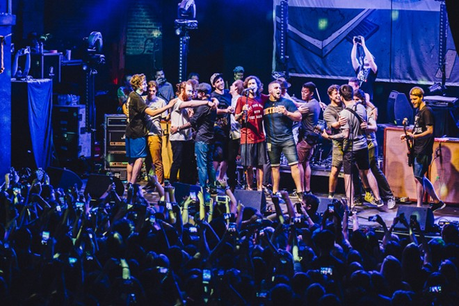 American candy: Photos from the Maine and Real Friends at the Beacham - PHOTO BY JAMES DECHERT