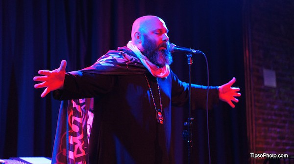 Escape artist: Photos from Sage Francis and Solillaquists of Sound at the Social - MICHAEL LOTHROP