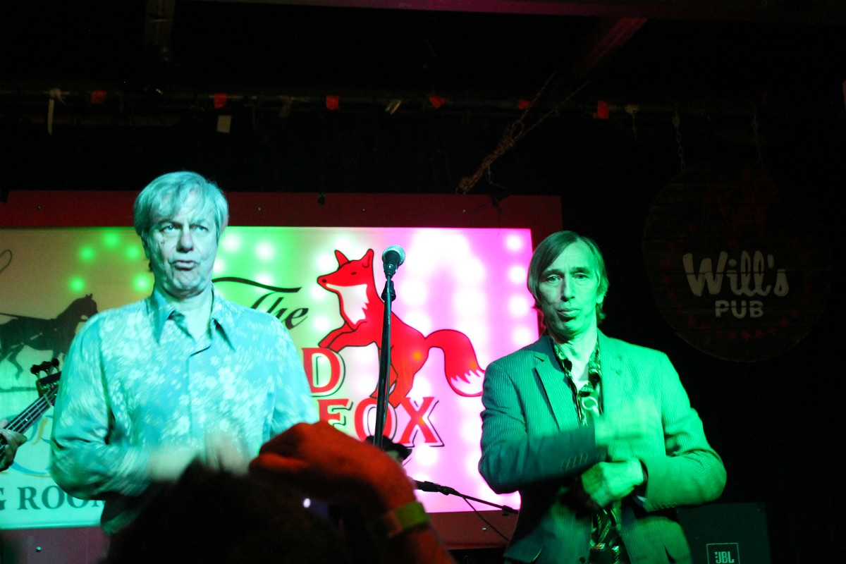 Comin' home baby: Photos from Fleshtones, Woolly Bushmen and the Empyres at Will's Pub
