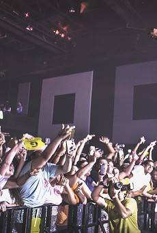 Find your wings: Photos from Tyler, the Creator at the Plaza Live