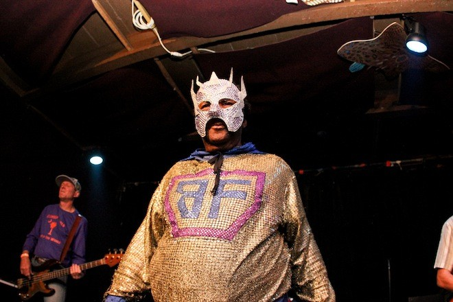 Porno Freak: Blowfly brings his crude raps to Will's Pub - CHRISTOPHER GARCIA