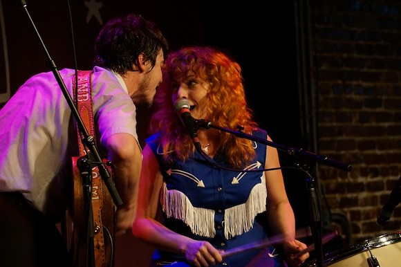 Swimmin' time: Photos from Shovels & Rope at the Social - PHOTO BY MICHAEL LOTHROP