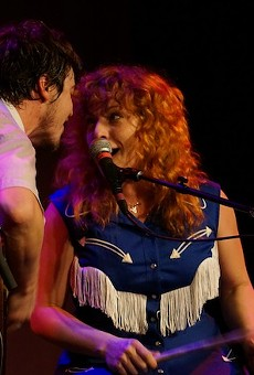 Swimmin' time: Photos from Shovels & Rope at the Social