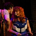 Concert pic of the week: The electric connection of duo Shovels & Rope