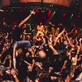 Concert pic of the week: The insane crowd at Andrew W.K.