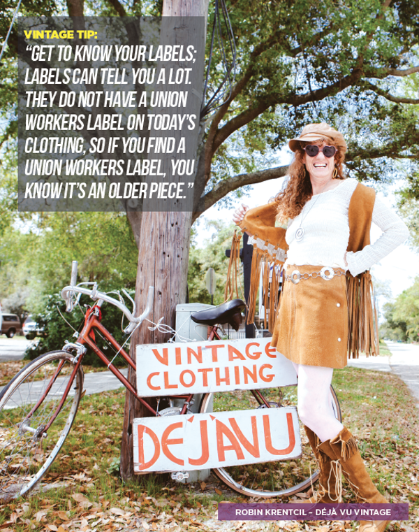 Well worn: Déjà Vu Vintage celebrates 30 years of throwback threads in Orlando - HANNAH GLOGOWER