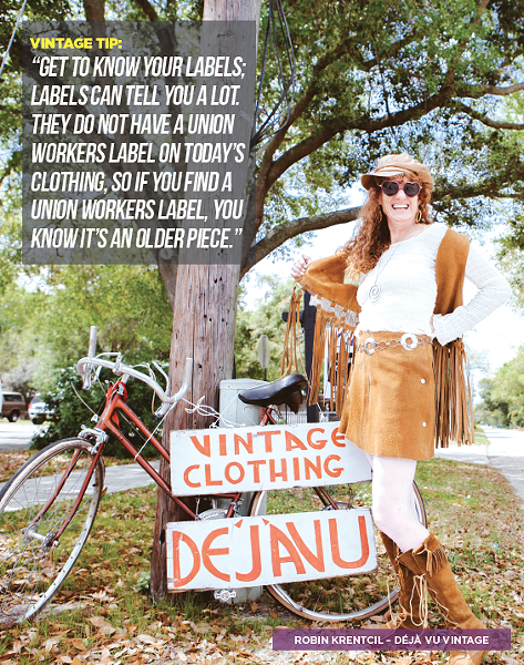 Well worn: Déjà Vu Vintage celebrates 30 years of throwback threads in Orlando - HANNAH GLOGOWER