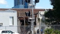Downtown Orlando warehouse that housed Rockafire Explosion animatronic band blows up (Updated)