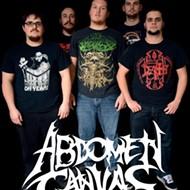 Abdomen Canvas headlines Backbooth's Heavy Metal Juggernaut night