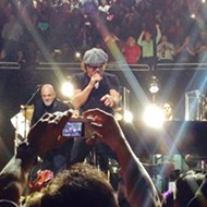 AC/DC's Brian Johnson rings in the New Year at Billy Joel's Orlando show (and other things you missed if you weren't there)