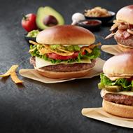 Alafaya Trail McDonald's lets customers create their own burgers