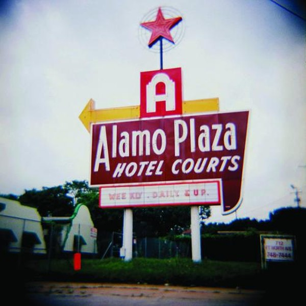 'Alamo Plaza Hotel' by Richard McCabe