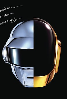 Album Review: Daft Punk's 'Random Access Memories'