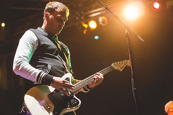 Alkaline Trio at House of Blues; Photo by James Dechert