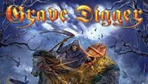 Aloof and stilted vocals hinder Grave Digger's assault