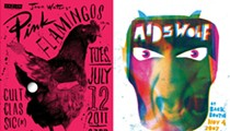 An insane collection of concert posters highlights talented local designers at Gallery at Avalon Island