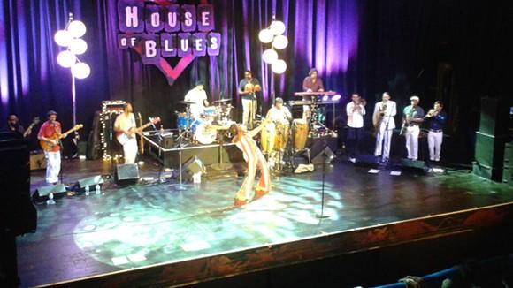 Antibalas at House of Blues