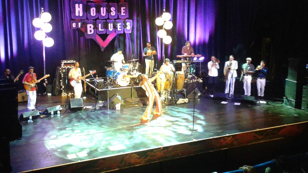 Antibalas at House of Blues