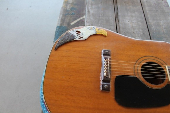GUITARS AND CARS: 36 PHOTOS FROM THE MUSICIANS' SWAP MEET AT RENNINGERS