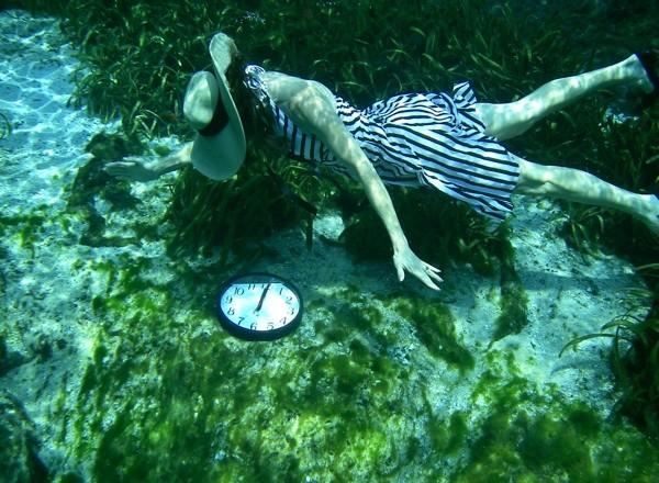'Aquaferius Series' by Margaret Tolbert