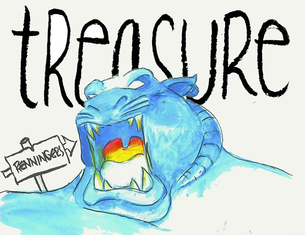Art by Brendan O'Connor