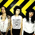 Atlanta's all-female trio the Coathangers still rage and rawk