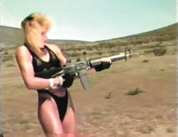 'Babes With Machine Guns, Part 3'