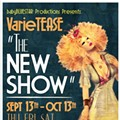 Baby Blue's Varietease performs at brand new venue