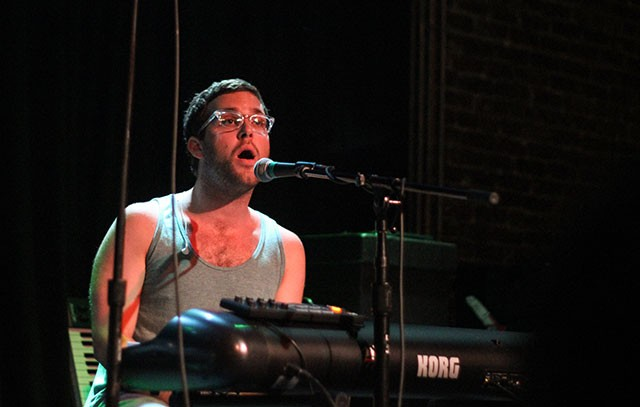 Baths at The Social; Photo by Christopher Garcia