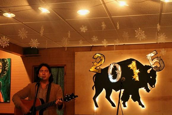 Beartoe at Beth McKee's First Thursdays Songwriter Series - ASHLEY BELANGER