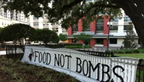 Food not Bombs violates city feeding ordinance (for real this time), police do nothing, city says nothing
