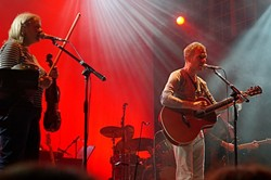 Belle and Sebastian at House of Blues (photo by Jim Leatherman)