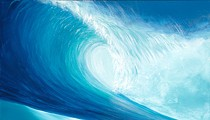 Marine artist Wyland presents 35th anniversary show at Disney galleries