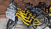 Bike share hits Winter Park