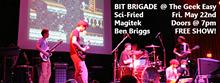 ORLANDO NERD FEST - Bit Brigade, Sci-Fried, Magitek, & Ben Briggs