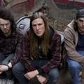 Boston stoner doom band Elder tonight at the Peacock Room