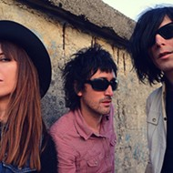 Bowie-loving Bilbao rockers Capsula freak out in a moonage daydream at Will's