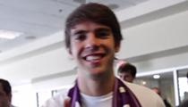 Brazilian star Kaka joins Orlando City for 2015