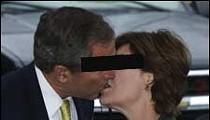 'Bush!' whacked
