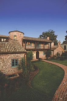 Casa Feliz, in Winter Park
