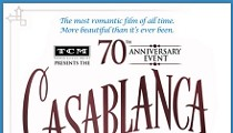 Casablanca 70th Anniversary Screenings, March 21st