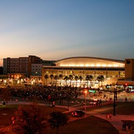 CFE Arena ranks fifth in the nation for university venue ticket sales