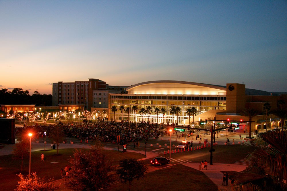 CFE: CFE Arena Ranks Fifth In The Nation For University Venue