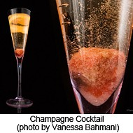 Champagne with a twist