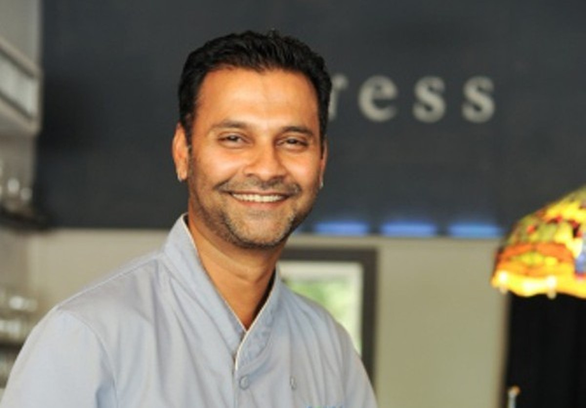 Chef Hari Pulapaka of Cress Restaurant